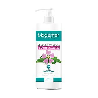Botanical Toning Bath Gel Altea Encina de Mar Bio 500 ml