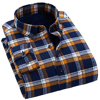 Yunyun Men's Casual Striped Peluche Brushed Color Button Shirt Yunyun Men's Casual Striped Peluche Brushed Color Button Shirt Yunyun Men's Casual Striped Peluche Brushed Color Button Shirt Yunyun Men&