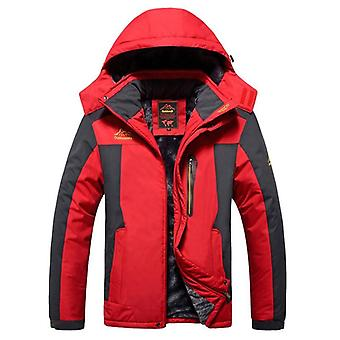 Winter Fleece Military Jackets Windproof Waterproof Outwear Warm Raincoat Coat