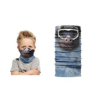 Children's Magic Headband, Boys And Girls, Seamless Multi-function Outdoor Neck