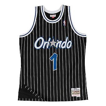 Mitchell & Ness Nba Swingman Orlando Magic Penny Hardaway SMJYGS18190OMABLCK94AHA basketball hele året menn t-skjorte