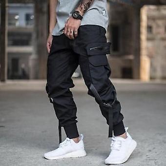 Bărbați Multi-buzunar Harem Pantaloni Streetwear Joggers