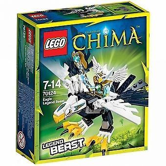 LEGO 70124 Aquila Leggenda Bestia