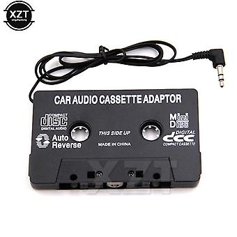 Car Cassette Player Tape Adapter Cassette Mp3 Player Converter Ipod