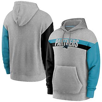 Men's Carolina Panthers Pullover Hoodie Hooded Sweatshirt 3WY225