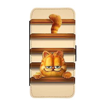 Katten Gustaf iPhone 12 Mini Plånboksfodral