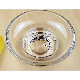 Solid transparent de sticlă Săpun Dish