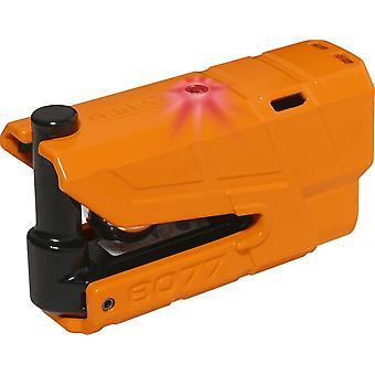 Abus Granit Detecto Bicycle 8077 100db Alarm Function Motorcycle Brake Disc Lock