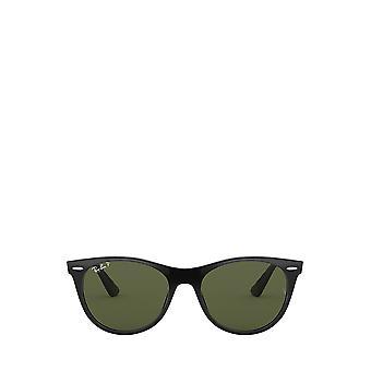 Ray-Ban RB2185 black unisex sunglasses