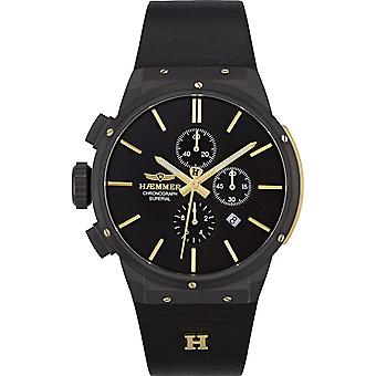 Mens Watch Haemmer HSG-4804, Quartz, 48mm, 10ATM