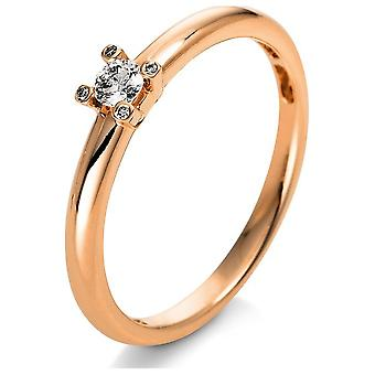 Luna Creation Promessa Solitairering 1T395R855-1 - Largura do anel: 55