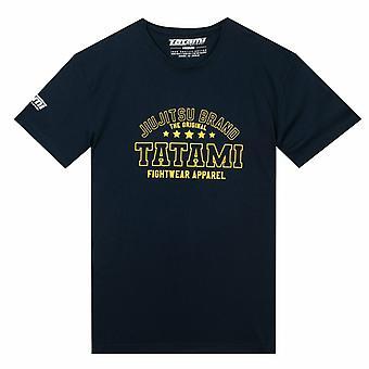 Tatami Fightwear JJB T-Shirt Navy