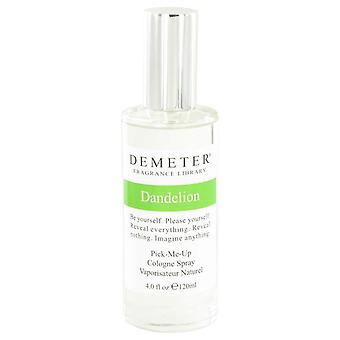Demeter Dandelion Cologne Spray By Demeter 4 oz Cologne Spray
