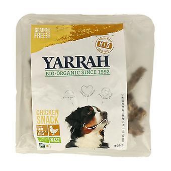 100% Organic Chicken Necks for Dogs 150 g