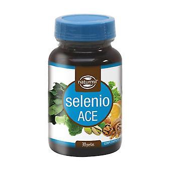 Selénio Ace 30 softgels