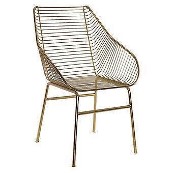 Dining Chair Dekodonia Metal (61 x 56 x 91 cm)