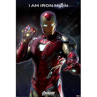 Avengers Endgame Juliste Iron Man 64