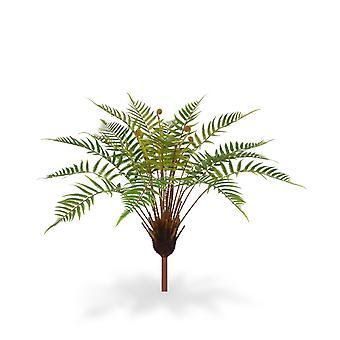 Buquê de samambaia florestal artificial 75 cm