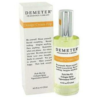 Demeter Orange Cream Pop by Demeter Köln Spray 4 oz (naiset) V728-427565