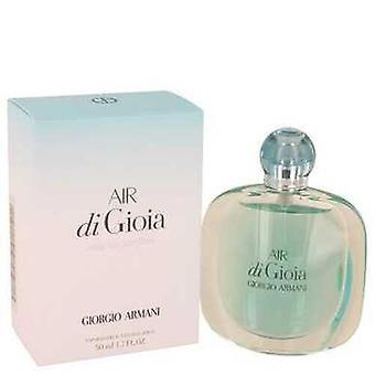 Air Di Gioia Tekijä Giorgio Armani Eau De Parfum Spray 1.7 Oz (naiset) V728-536987