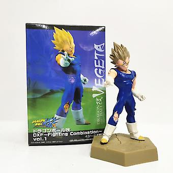 Dragon Ball Z Pvc Action Figurer Majin Vegeta