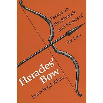 Heracles' Bow - 9780299104146 Book