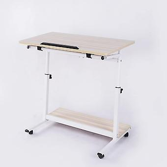 soges Computer table Workstation Adjustable Lap Table Portable Laptop Computer Stand Desk Cart Tray