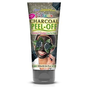 Montagne Jeunesse Charcoal Peel-Off Tube 100 ml