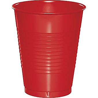 16Cup Pl 12/20Ct Classic Rosso