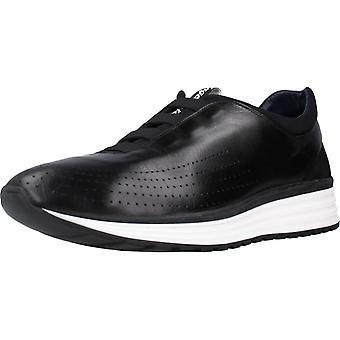Angel Infantes Sport / Slippers 23016n Zwarte Kleur