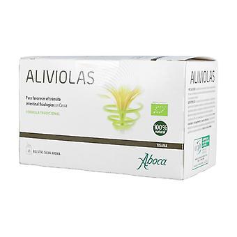 Aliviolas Bio Infusion 20 infusion bags of 2.2g