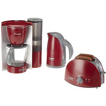FengChun 9580 Bosch Frhstcksset I Kchen-Set bestehend aus Toaster, Kaffemaschine und Wasserrkocher I