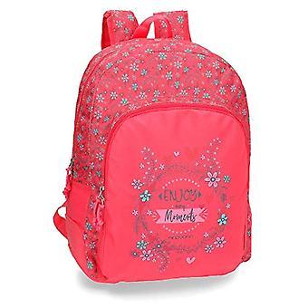 MOVOM Enjoy Backpack 44 centimeters 19.600000000000001 Pink(2)