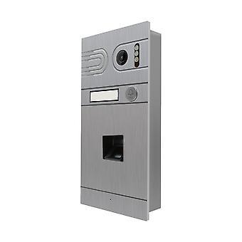 Fingerprint Doorbell Video Call Video Doorphone for Video Domofon