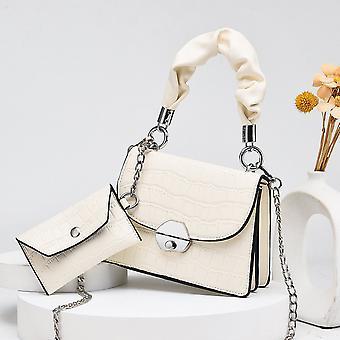 Hand bag large capacity fashion handbags leather crossbody