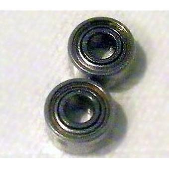 Kulelager satt 2.3x5x2.5mm