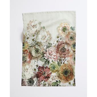M M Linen Arlette Tea Towel