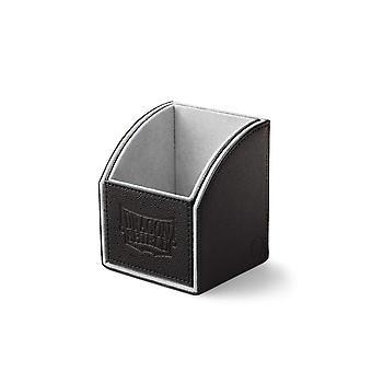 Dragon Shield Nest Box - Black/Light Grey Staple