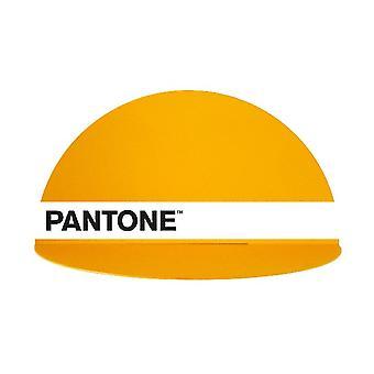 Mensola Shelfie, Colore Arancione, Bianco, Nero in Metallo, L40xP20xA20 cm