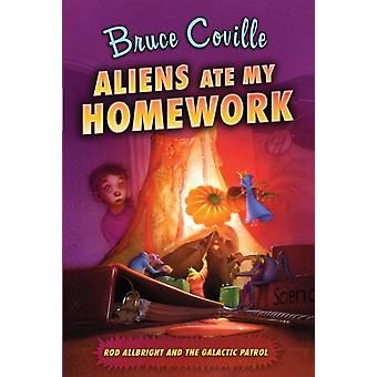 Aliens Ate My Homework by Bruce Coville & Illustrated by Katherine Coville