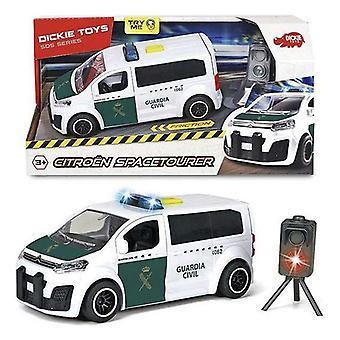 Police Car Simba Citroën Spacetourer (15 cm)