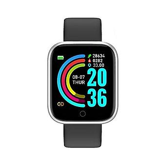 Smart Watch Armband Fitness Blutdruck Herzfrequenz Android Schrittzähler