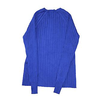 INC インターナショナル コンセプト ウーマンズ INC ジッパー ディテール ラグラン スリーブ セーター