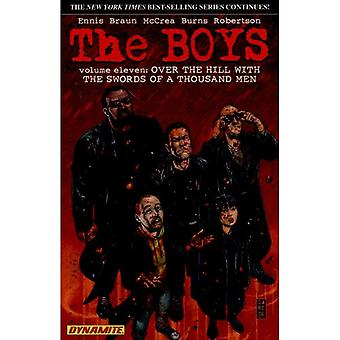 The Boys: Volume 11: Over The Hill With The Swords Of A Thousand Men