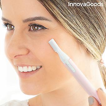 Afeitadora Facial Exfoliante 2 en 1 Faderm InnovaGoods