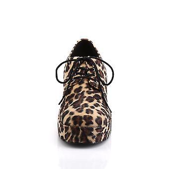 Funtasma Apparel & Accessoires > Costumes & Accessoires > Chaussures costume > Mens PIMP-02 Cheetah Fur
