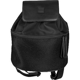 Городские классики - MIDI сетчатый рюкзак рюкзак черный