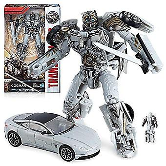 Transformers The Last Knight Premier Edition Deluxe Cogman