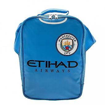 Bolsa de almuerzo del kit del Manchester City FC