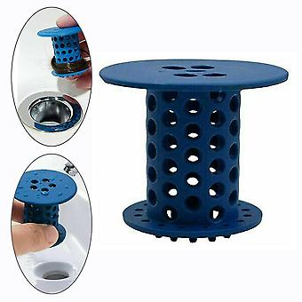 Hair Stopper Catcher Drain Strainer Plug For 1.5 Inch Tub Hole